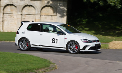 2016 - VW Golf GTI Clubsport S