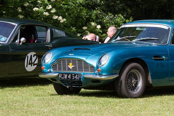 1967 Aston Martin DB6 Mk.1