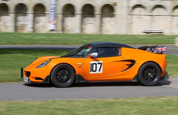 2016 - Lotus Elise 220 cup