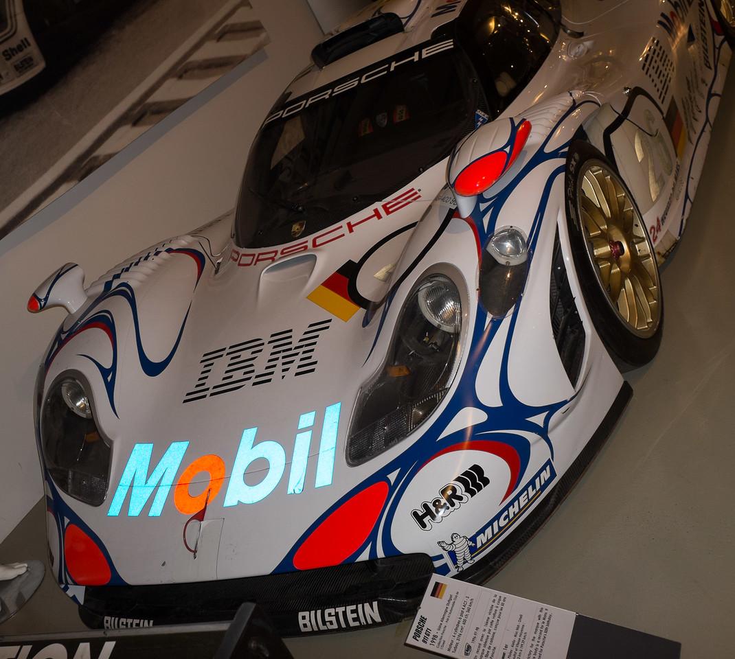 Musée des 24 Heures du Mans