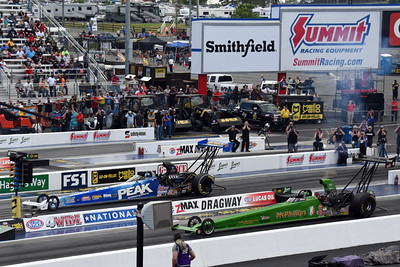 NHRA Top Alcohol 10