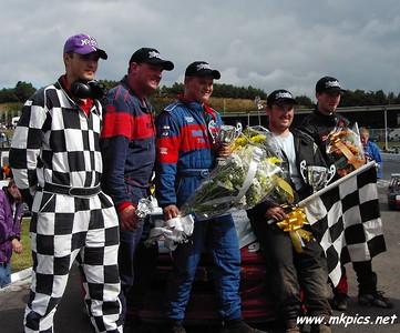 2005 National Championship, Hednesford Hills Raceway, 14 August 2005