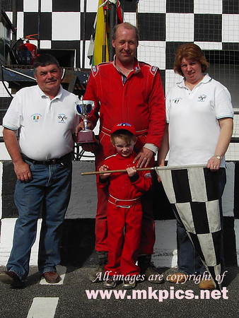 2007 Irish Grand Prix, Tipperary Motor Speedway, Ireland, 14 & 15 April