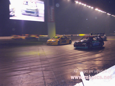 Autosport Show NEC 13 January 2007 - National Hot Rods
