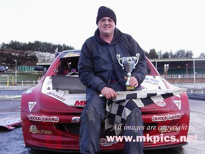 English 2007 World Series round 11, Hednesford Hills Raceway 18 March