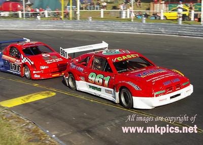 National Hot Rod 2008 National Championship Qualifying Heats