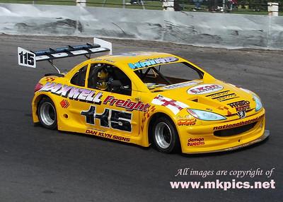 National Hot Rod 2009 English World Series Round 1, Northampton International Raceway, 27 July 2008