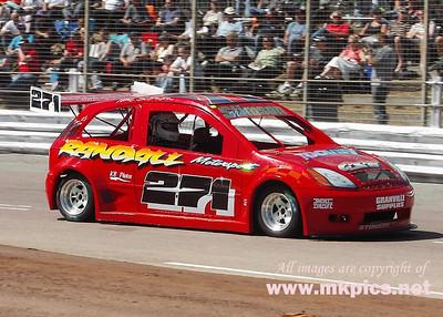 National Hot Rod Speedeweekend Support Races
