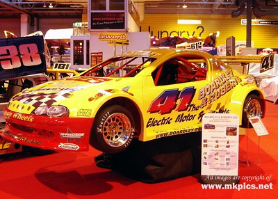 National Hot Rods at the NEC, 12 January 2008
