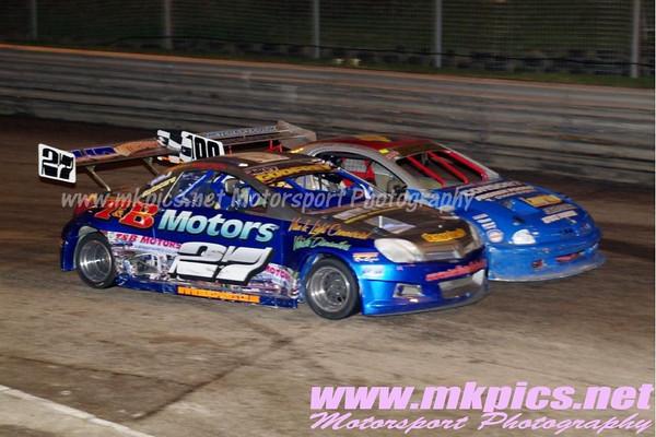 National Hot Rod 2012 World Series round 10, Birmingham Wheels, 17 March 2012