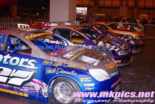 National Hot Rods at Autosport International 14 & 15 Jan 2012