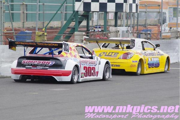 National Hot Rod 2012 English World Series round 16, Northampton International Raceway 4 June 2012