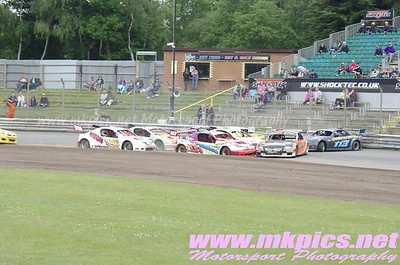 National Hot Rod English world series round 13