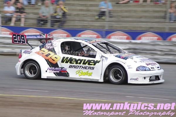 Thunder 500, Ipswich, 21 June 2014