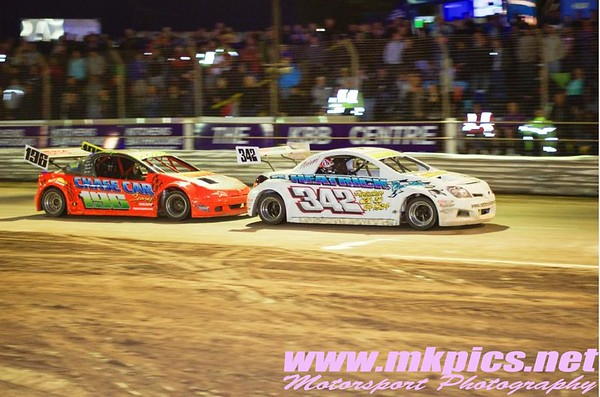 Wild Card Races, Ipswich Spedeweekend