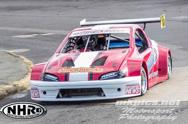 Cherry & Whites Motorsport Test Day