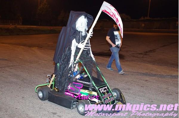 Ninja Karts, Birmingham Wheels, 31 October