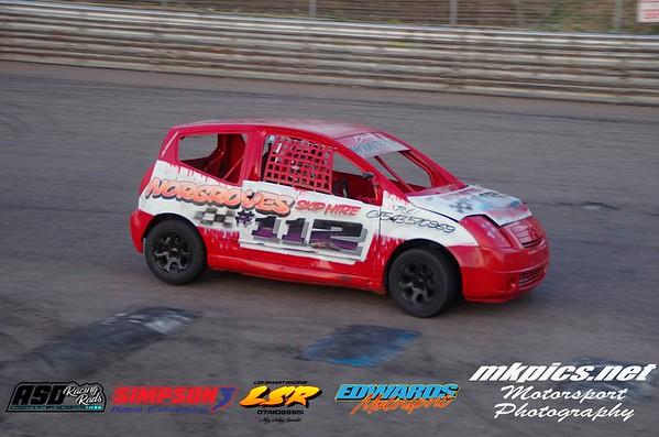 Incarod Midland Championship, I factor 14 July