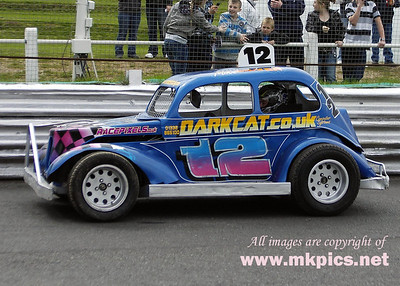 Rebels Racing from Hednesford Hills 27 April
