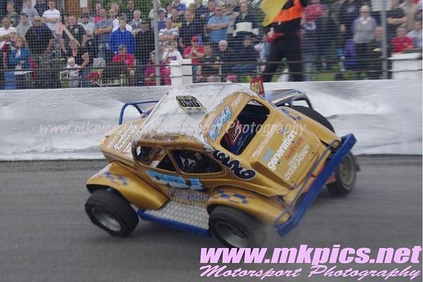 2012 Rebels European Championship, Northampton International Raceway, 15 July 2012