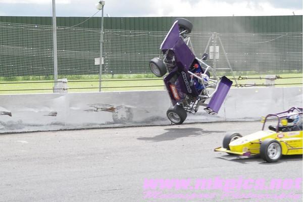 I Factor, Northampton International Raceway, 24 June 2012