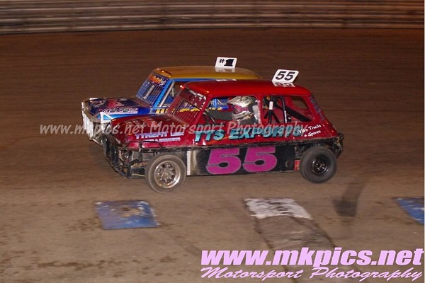 National Ministox Midland Championship, Birmingham wheels, 17 November 2012