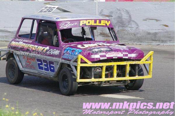 ORCI Ministox Midland Championship, Northampton 12 August 2012