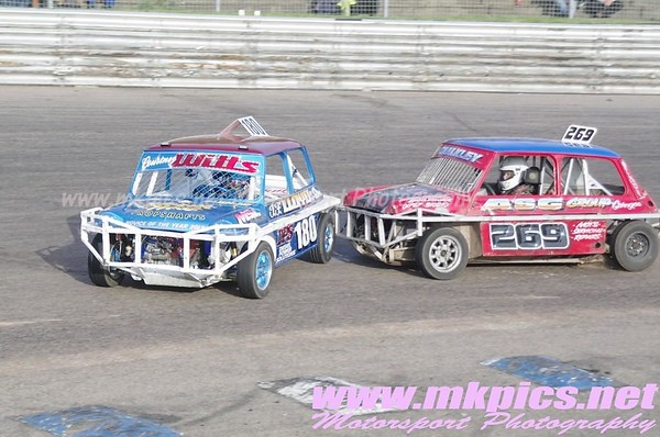National Ministox, Birmingham Wheels, 24 August 2013