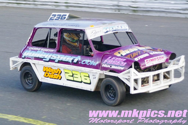 ORCi Ministox,  Hednesford Hills Raceway