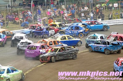 Bangers, Ipswich Spedeweekend, 5 July 2014