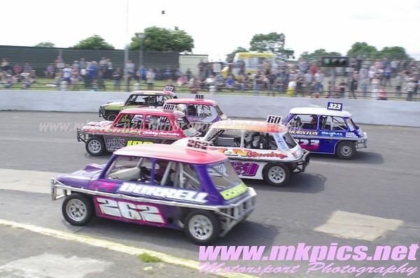 National Ministox, Northampton, 22 June 2014
