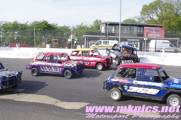 ORCi Ministox National Championship, Northampton, 4 May 2014
