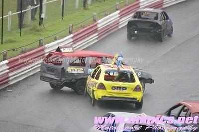 Street Stox, Hednesdford Hills Raceway, 25 August 2014