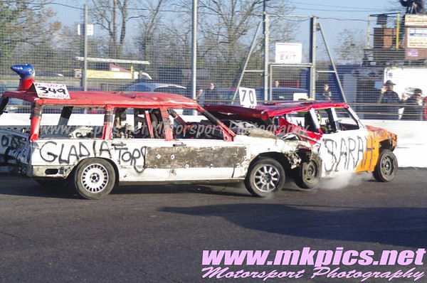 Tim Day Memorial, Unlimited National Bangers