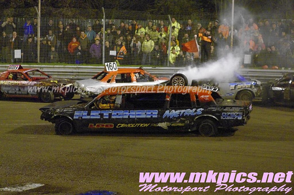 Unlimited Bangers 2014 Champion of Champions