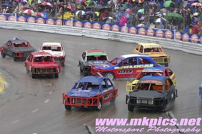 1300 Saloon Stockcars - Ipswich Spedeweekend