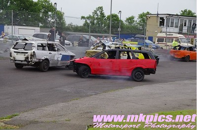 2Ltr National Bangers, Northampton 11 June