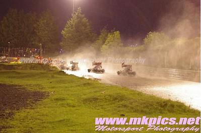 BriSCA F1 Shootout Round 7