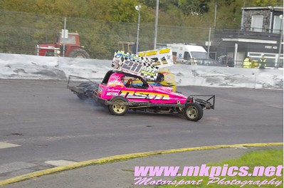 V8 Hot Stox, Northampton 23 October 2016