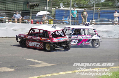 National Ministox, Northampton 18 June 2017