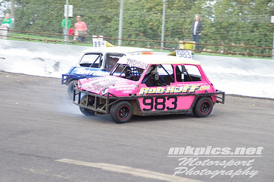 ORCi Ministox, Northampton 30 July 2017