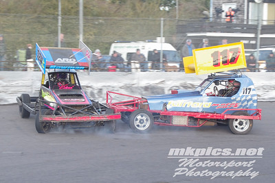 V8 Hotstox, Northampton, 29 October
