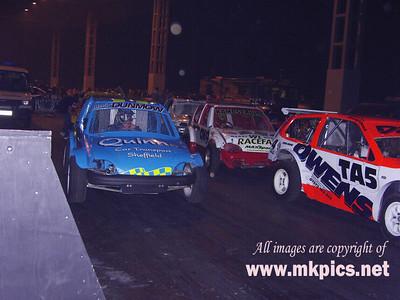 Autosport Show NEC 11 & 13 January 2007