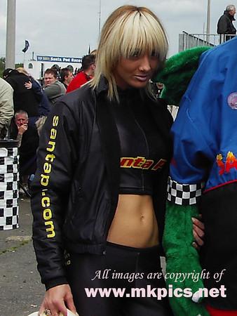 FIA European Drag Racing Championship from Santa Pod 25 to 28 May