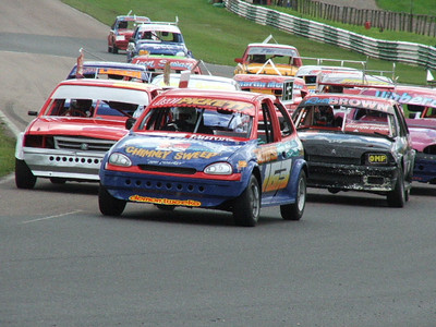 Mallory Park 17 June - Non National Hot Rods
