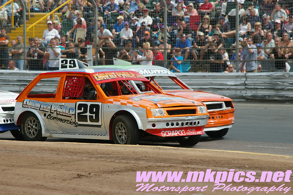Stock Rod European Challege Cup from Ipswich Spedeweekend 4 & 5 July 2009