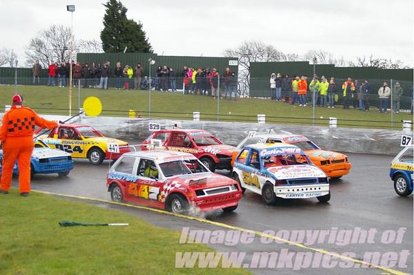 Stock Rods, Northampton International Raceway, 8 March 2009
