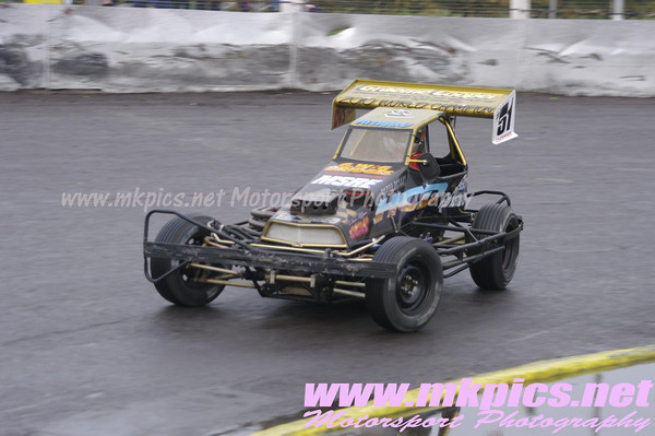 Superstox, Northampton International Raceway, 31 October 2010