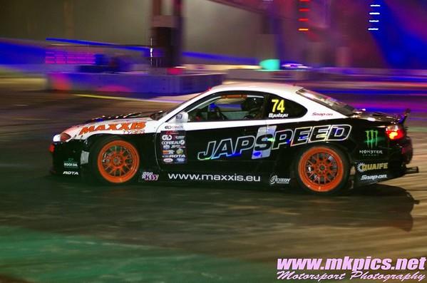 Live Action Arena, Autosport Show, NEC