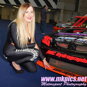 Oval Sport Show, Autosport International 2017